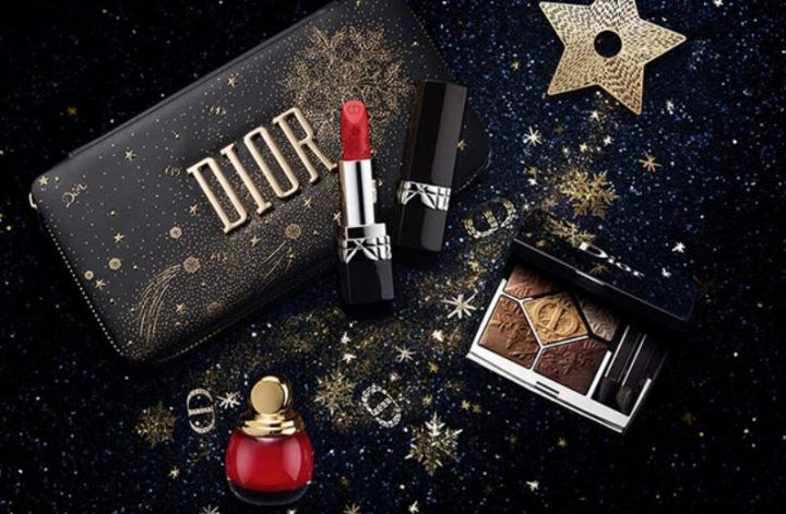 dior makeup natale 2020 limited edition