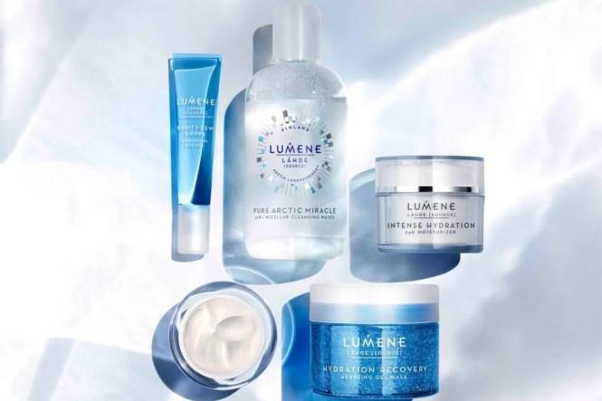 lumene skincare n-beauty