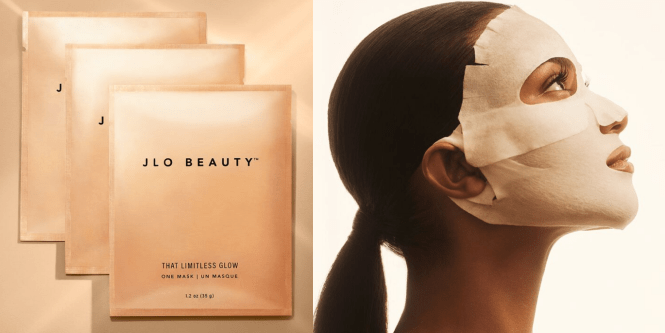 jlo beauty that limitless glow face mask