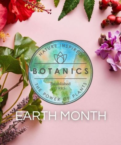botanics uk earth month 2021