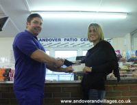 Andover Patio Centre Present 250 to October Stick it to ...