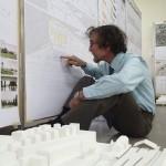 Examen de projets, jury d'un coucours d'architecture