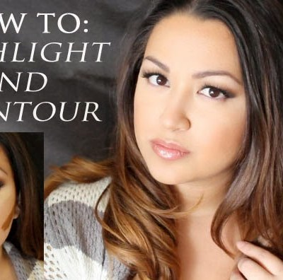 How To: Highlight and Contour Like Kim Kardashian