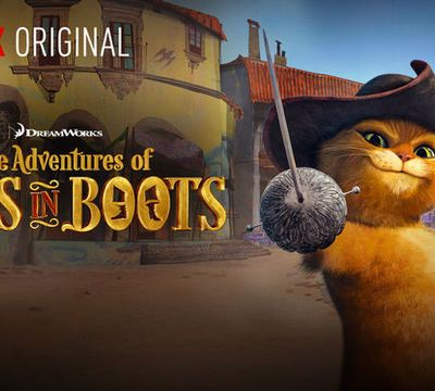 It's Streaming Cats and Dogs on Netflix!