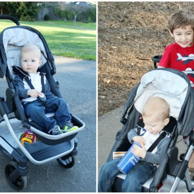 The Best Darn Stroller: GB Evoq