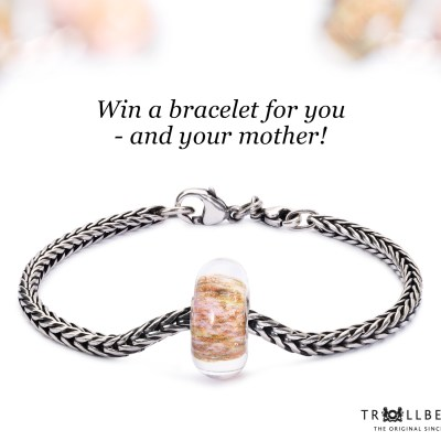 Win A Trollbeads Bracelet For You and Your Mom