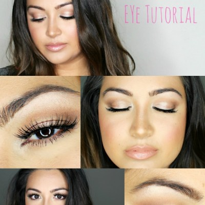 Summer Eye Makeup Tutorial