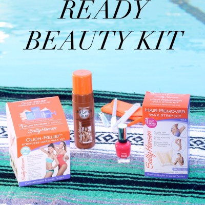 Summer Beach/Pool Beauty Kit