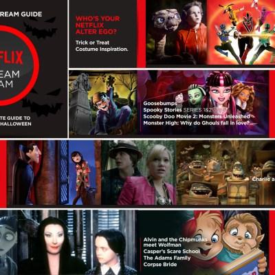 Stream and Scream Netflix Guide