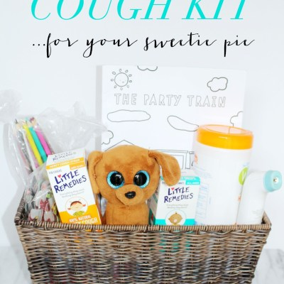 Toddler Cough Kit