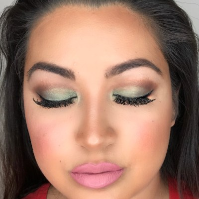 Green Goddess Makeup Tutorial