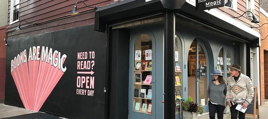 Books Are Magic librerie andrea bindella fantasy fantascienza thriller