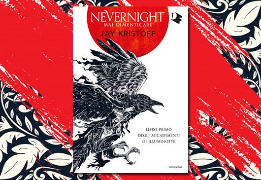 mai dimenticare Jay Kristoff fantasy un nuovo nemico andrea bindella vampiri
