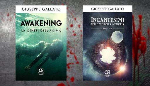 awakening incantesimi giuseppe gallato fantascienza fantasy horror andrea bindella autore halloween 2020