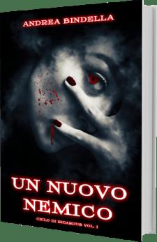un nuovo nemico fantasy andrea bindella autore vampiri thriller perugia giallo noir urban vienna