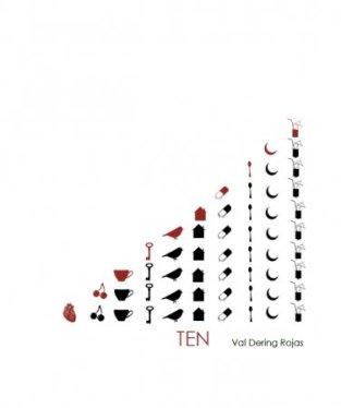 Book Cover: Ten by Val Dering Rojas