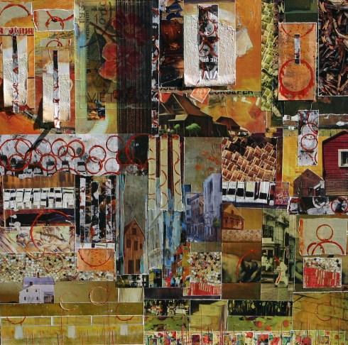 """My Cross Country Roadtrip With Edward Hopper: Circles"" by Jill Allyn Stafford"