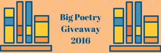 Big Poetry Giveaway 2016