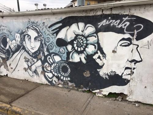 street art - Santiago