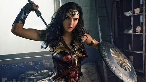 Wonder Woman (2017).