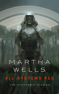 All Systems Red-Martha Wells