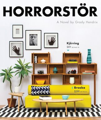 Horrorstör by Grady Hendrix - horror novel