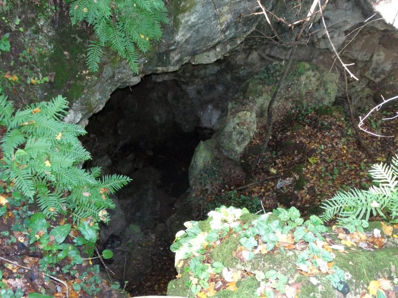 Grotta Misa Ischia di Castro