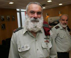 """Rabbino capo dell'IDF: """"i soldati che mostrano pietà saranno dannati""""."""