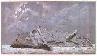 L'affondamento della Gustloff: un crimine di guerra tuttora sottaciuto