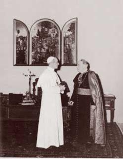 Don Curzio Nitoglia, immemore del Cardinal Faulhaber