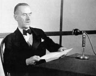 I discorsi radiofonici di guerra di Thoman Mann