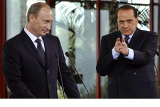 Berlusconi: il vaso di coccio del South Stream