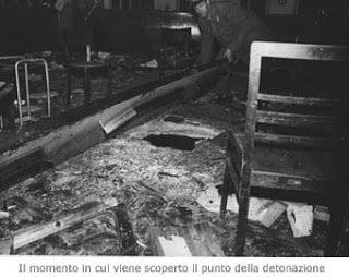 La doppia bomba di Piazza Fontana nella perizia del generale Termentini