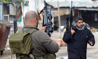I salafiti usano armi chimiche contro l'esercito siriano