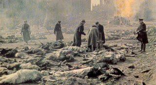 Richard Odorfer: La distruzione di Dresda