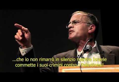 Norman Finkelstein istruisce una ragazza sulle lacrime di coccodrillo (S…