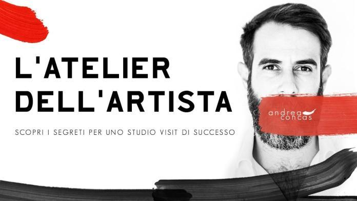 6 L'ATELIER DELL'ARTISTA ArteCONCAS / Andrea Concas