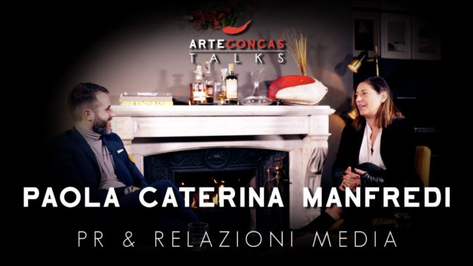 Paola Caterina Manfredi ArteConcas Talks