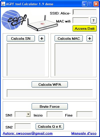 GUIDA] AGPF Tool Calculator, il programma in grado di
