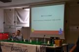 Andrea Draghetti inizia il suo Talk!