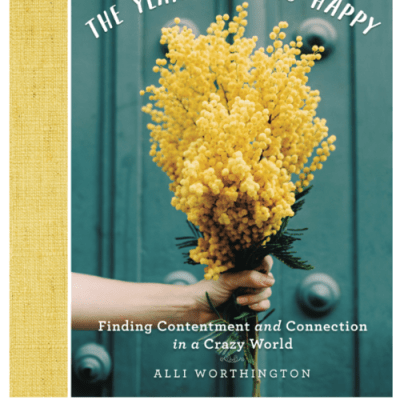 Three Ways to Live Happy Every Day: Guest Post by Alli Worthington