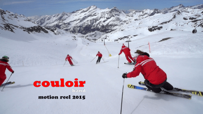 Couloir Band motion reel 2015