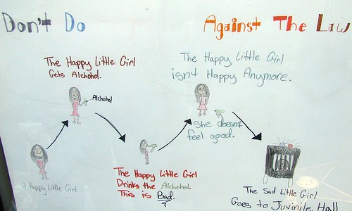 The Happy Little Girl