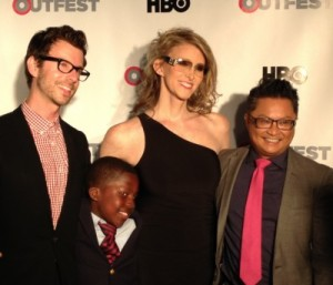 "Alec Mapa honored at Outfest Fusion before screening of hilarious ""Baby Daddy"" movie – gives moving speech"