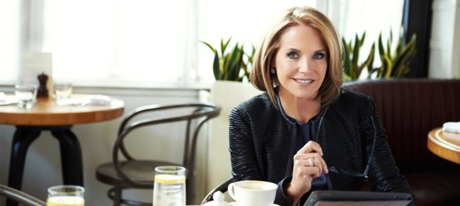 Katie Couric Explores 'Gender Revolution' in New Nat Geo Trailer (Video)