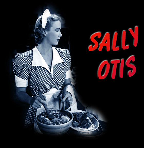 "Photo of Andrea King as Sally Otis in ""The Man I Love."" Warner Bros., 1947."