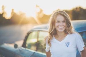 Reagan Smith-South Forsyth High School Senior