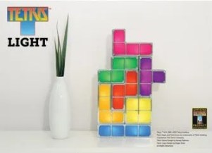 Dimensione Lampada Tetris
