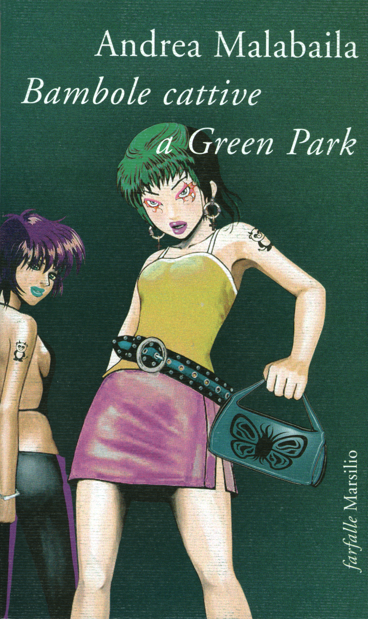 Copertina Bambole cattive a Green Park