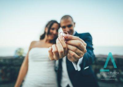 Matrimonio a Catania di Marco e Chiara